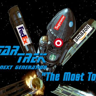 """Season 4, Episode 8 """"The Most Toys"""" (TNG) with Alex Knapp"""