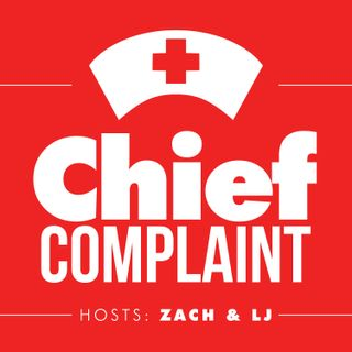 Chief Complaint Episode 18 - Being who you are at work, DNRs and advance directives