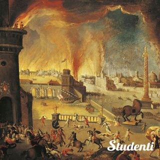 Storia - Il Sacco di Roma del 410