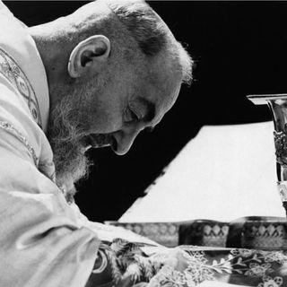 St. Pio & the Mass