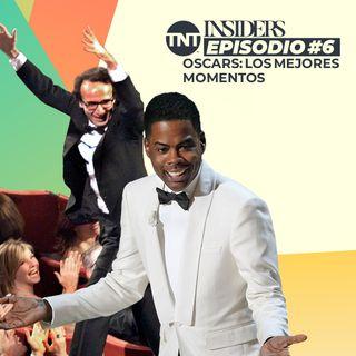 INSIDERS | Episodio #6 – Los Mejores Momentos de Oscars®| TNT Original Podcast