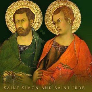 Comentario 28.10.16. Santos Apóstoles Simón y Judas