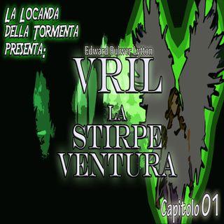 Audiolibro La Stirpe Ventura - E.B. Lytton - Capitolo 01