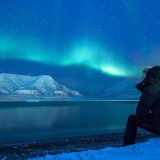 Svalbard and Traveling Unplugged
