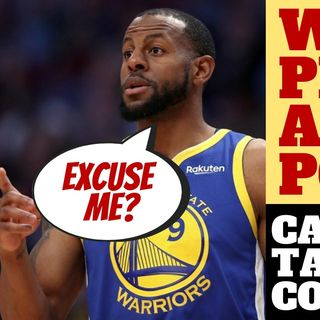 WNBA PLAYER AERIAL POWERS CAN'T TAKE IGUODALA'S COMPLIMENT