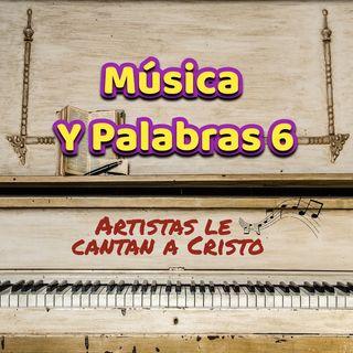 Música y Palabras 6