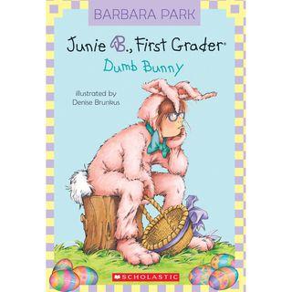 Mrs. Kessler Reads: Dumb Bunny