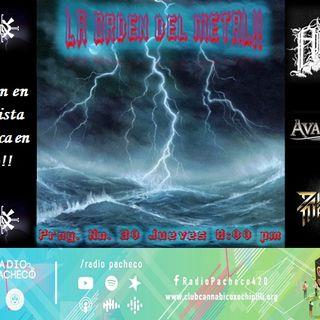 """""""Cemican"""" La Orden del METAL!! Prog 30"""