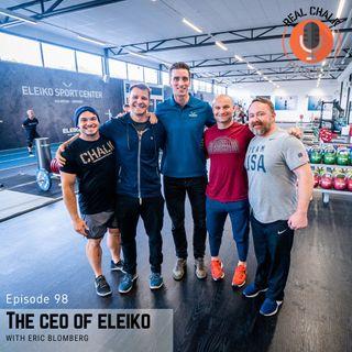 The CEO of ELEIKO  — Real Chalk #98