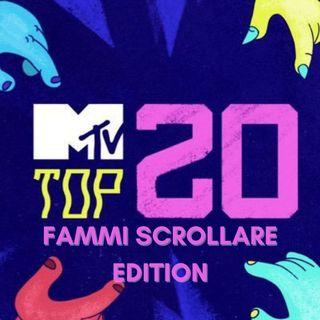 MTV top 20 chart