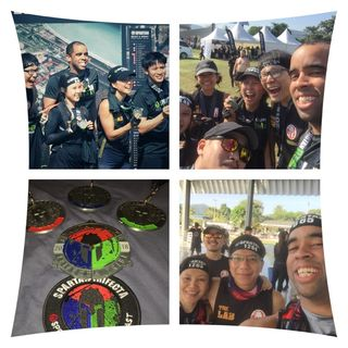 Spartan Beast: Hua Hin, Thailand — TRIFECTA ACHIEVED!