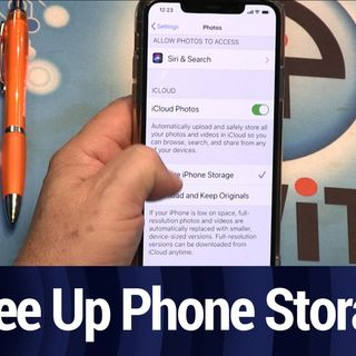 Free Up iPhone Space with iCloud Photos | TWiT Bits