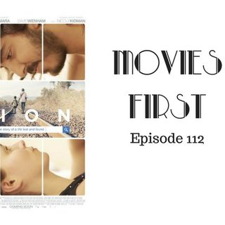 Lion -  Movies First with Alex First & Chris Coleman Episode 112