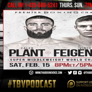 ☎️Caleb Plant 🥊Ryan Garcia🥊Predictions🔥Gary Russell Jr., Sugar Hill & Michelle Rosado Interviews