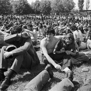 Espropri proletari e droga al Parco Lambro (1976)