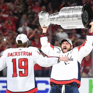 Episode 47: Hockey's Back, And The Caps Look Pretty Good