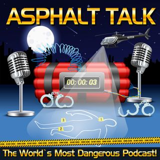 Asphalt Talk - Episode 3 Featuring Comedian/Actor AJ Johnson