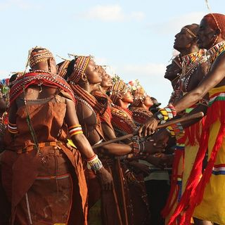 VOICES OF THE MOTHERLAND SHOW- RESTORING AFRICAN CULTURE