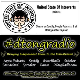 #MusicMonday on #dtongradio - Powered by United State Of Introverts podcast