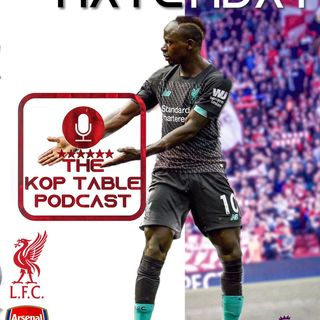 The Kop Table - Arsenal (H) Preview