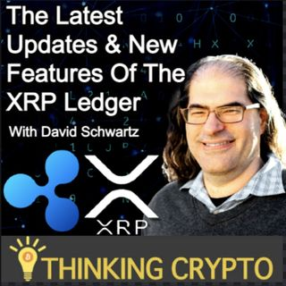 David Schwartz Ripple CTO Interview - XRP Ledger, CBDCs, Private Ledger, Flare, PolySign, Bitcoin