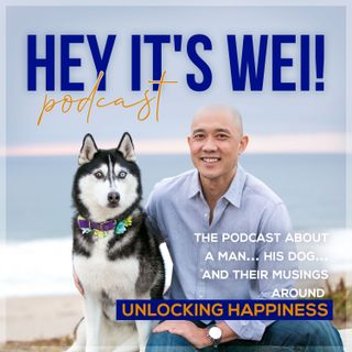 Episode #14 - Using UnHappiness To Create Greater Happiness