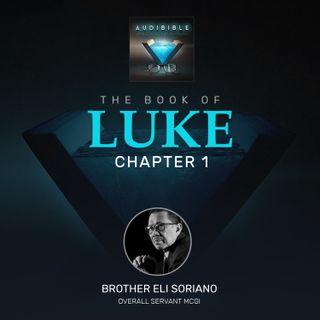Luke Chapter 1