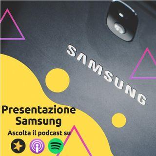 Samsung: il futuro degli smartphone?