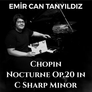 Chopin Nocturne İn C Sharp Minor