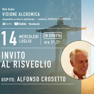ALFONSO CROSETTO - INVITO AL RISVEGLIO