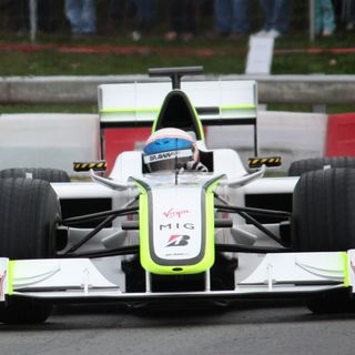 3. Burnout stories: la Brawn GP del 2009