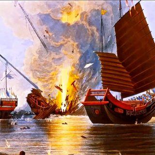 La guerra dell'oppio e la rivolta Taiping