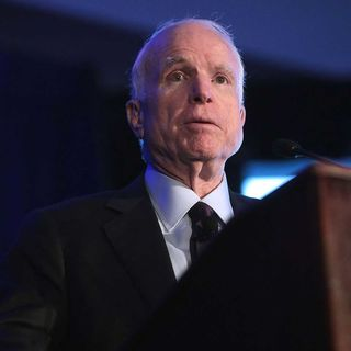 The Think Liberty Podcast - Episode 41 - John McCain, War, The War On Drugs, and Prison