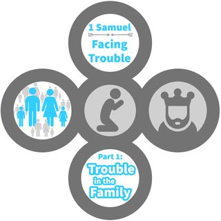 04/14/19 - Trouble in the Family (cont'd.) - 1 Samuel Series