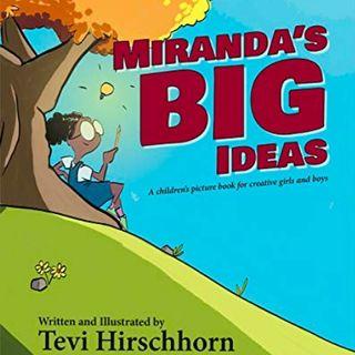 Miranda's Big Idea by Tevi Herschhorn - Read by E3D (Martyn Kenneth)