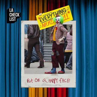 La Checklist #10 -  El Joker