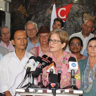 Gran Coalición no ha tomado en cuenta a partidos políticos, asegura CxL