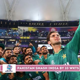 Pakistan India T20 World Cup Review    T20 World Cup Review   Leading Edge Cricket Podcast