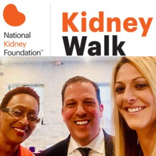 Alyssa Lovitt and Barbara Chatman of the Ft Lauderdale Kidney Walk