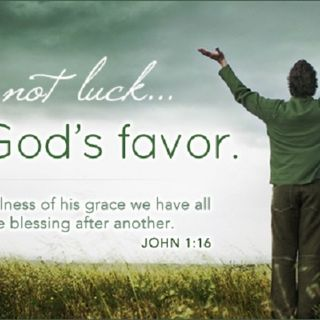 Your Blessing of Divine Favor