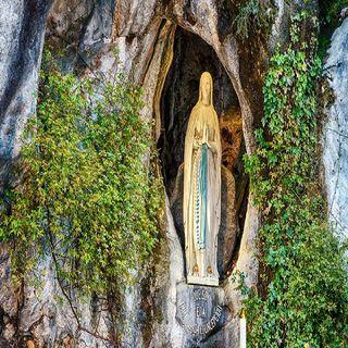Santuario de nuestra señora de Lourdes fue elevado a la categoría de santuario nacional en Francia