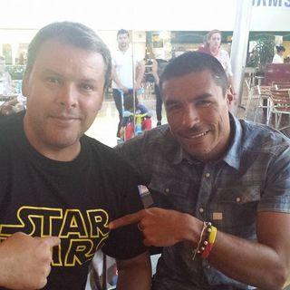Almorzando con Iván Ramiro Córdoba