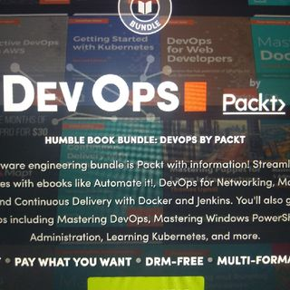 Humble Book Bundle: DEVOPS by PACKT