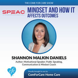4/26/17: Shannon Malkin Daniels with SPEAC: Public Speaking, Communication & Mindset Coaching | Mindset and how it affects outcomes | The Co