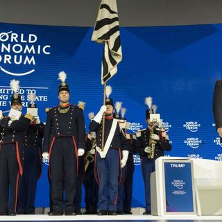 America First at the World Economic Forum