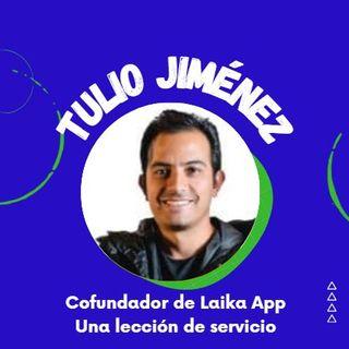 Tulio Jiménez, Cofundador de Laika App