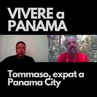 Tommaso, expat a Panama City