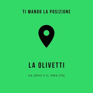 La Olivetti - Via Jervis 9-11, Ivrea (ITA)