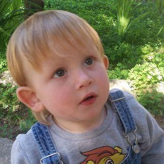 Интервью с Марком Сновским (1 годик  и 8 месяцев)