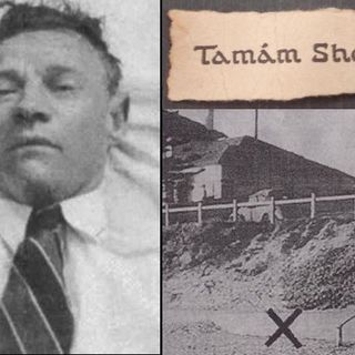 Programa 9: Taman Shud - El Hombre que Nunca Existió